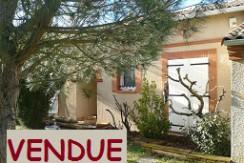 Maison type Toulousaine de 102 m2