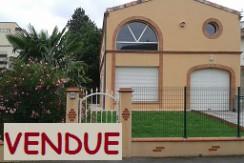 Maison type Toulousaine avec jardin