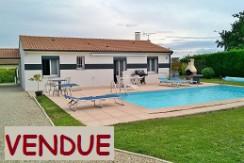 Belle villa T4 avec piscine