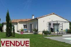Belle villa T6 avec piscine