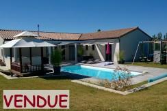 Superbe villa contemporaine T5