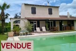 Belle villa rénovée T5 avec piscine